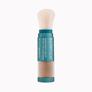 Dermanet.no - COLORESCIENCE Brush-on sunscreen Deep