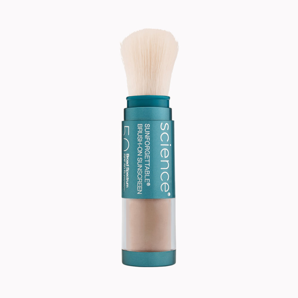 Dermanet.no - COLORESCIENCE Brush-on sunscreen Medium
