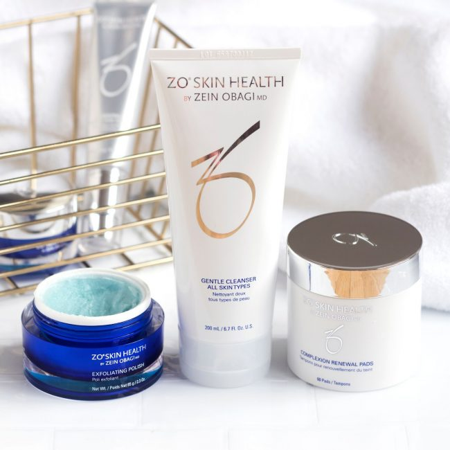 DermaNet.no - ZO Skin Health Getting Skin Ready Kit