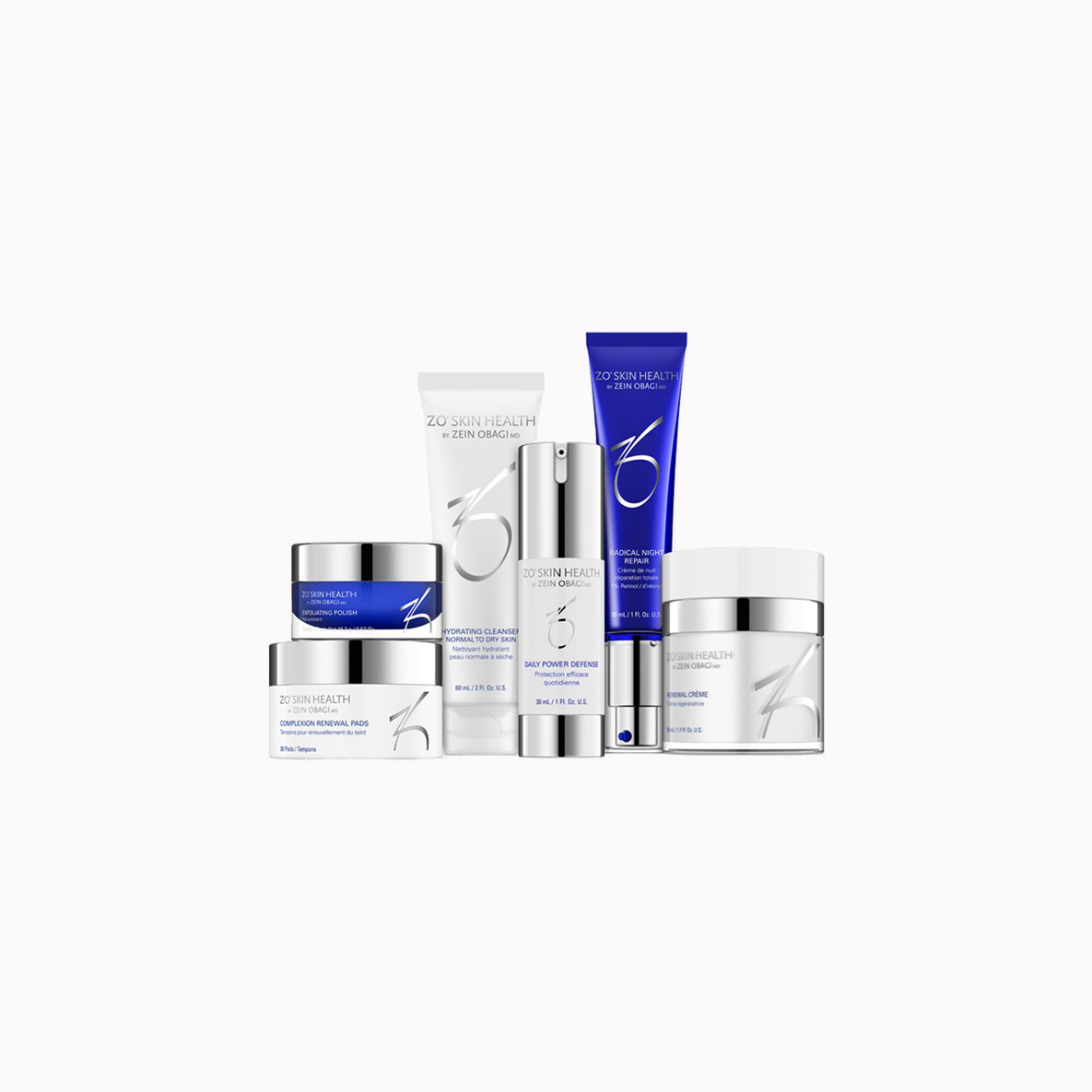 Dermanet.no - ZO Skin Health Aggressive Anti-aging Program