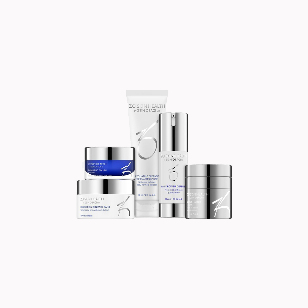 Dermanet.no - ZO Skin Health Anti-aging Program