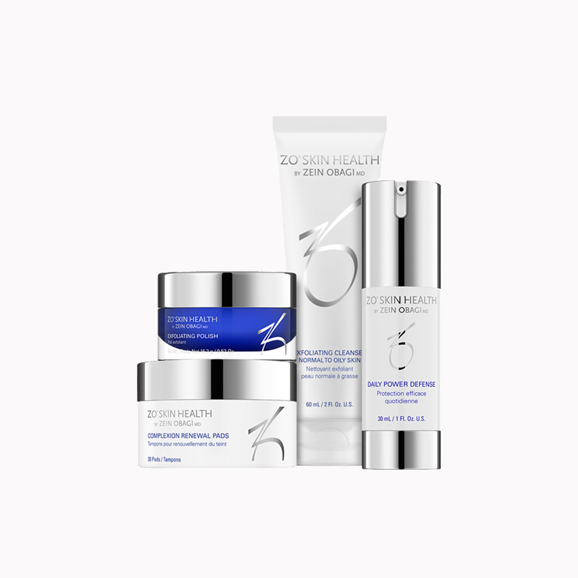 Dermanet.no - ZO Skin Health Daily Skincare Program