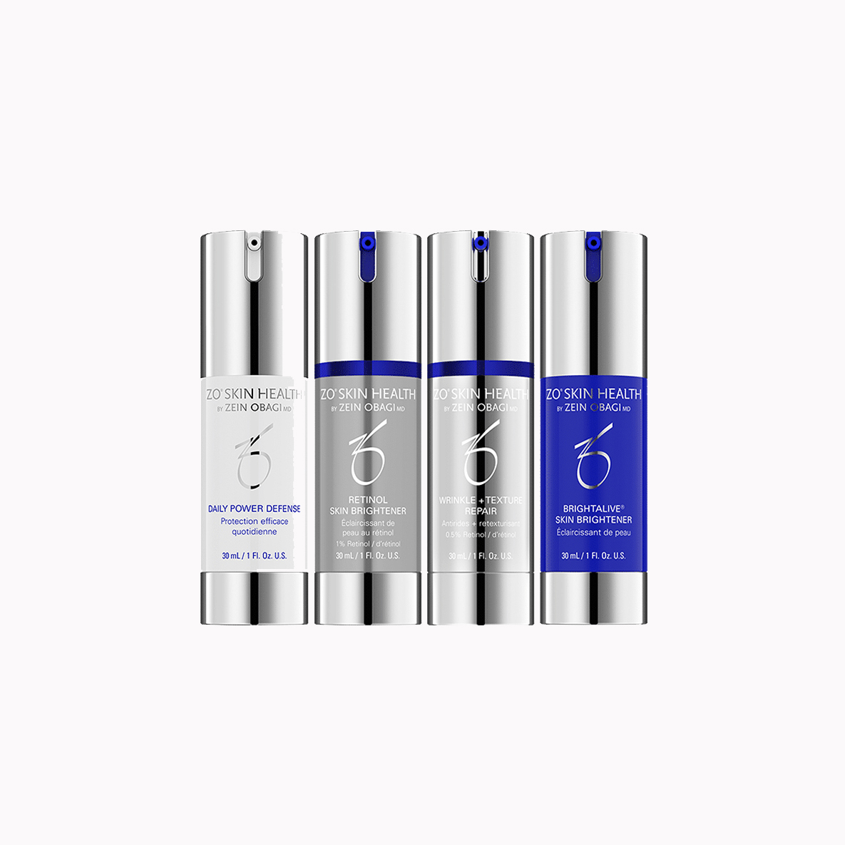 Dermanet.no - ZO Skin Health BRIGHTENING PROGRAM TEXTURE REPAIR