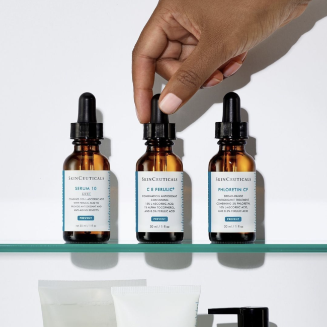 Dermanet.no - Skinceuticals serums